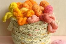 Crochet Projects (playing hooky) / Crochet Inspiration  / by Nicole (wonkywonderful)