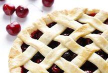 Pie & Tart Recipes / Flaky crust filled with stuff! / by Nicole (wonkywonderful)