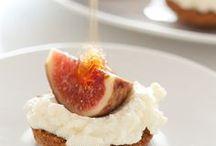 Fig Obsession  / #fig #figs #figrecipes / by Nicole (wonkywonderful)