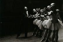 at the ballet / by Mairin Goetzinger