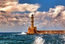 Lighthouses  / by Kathleen Underhill