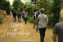 Leadership Adventures / by Teen Mania's Global Expeditions