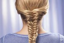 How To Make A Fishtail Braid / Learn how to make a fishtail braid with these simple steps. Now you can create this unique style for all occasions in the comfort of your own home!  http://www.hairperfecter.com/how-to-do-a-fishtail-braid/ / by Perfecter Beauty Brands