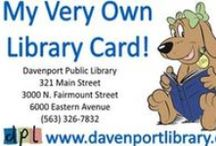 Davenport Library Events / Past, present, and future events sponsored by the Davenport Public Library / by Davenport Public Library