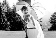 (Audrey Hepburn) / by Margot Le Fae