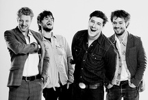 Mumford and sons love <3 / My favorite musicians <3 / by Rachael Bradshaw