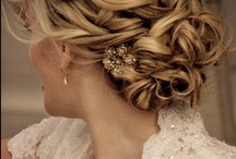 (Hairstyles) / Beautiful hairstyles for your wedding day / by DIY Wedding Planning