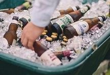 (Beverages) / Offer a stylish selection of beverages at your wedding! / by DIY Wedding Planning