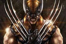 X-men / by Chad Richards