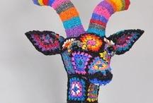 Crochet Addict / by Nad Clozsweetcloz