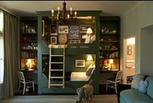 boys room / by Michelle Schear