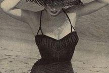 1950-60 Baño vintage / by Olga Nuevo