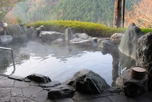 Thousand Lake Inspiration / onsen inspired bath house and gardens / by Sunny Smith