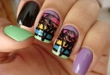 nails are amazing / by ⓜⓐⓡⓨⓚⓐⓣⓔ