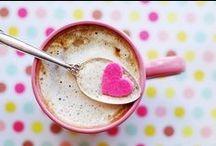 Coffee & Tea / by Shelley Tucker