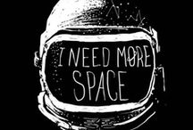 You need more space! / this is the Universe we live in!! / by Angel Marie