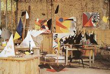 The Artists' Studio / by Napa Valley Open Studios