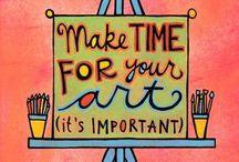 Inspirations & Mantras / by Napa Valley Open Studios