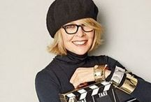 Lovely Diane / For the lovely Diane Keaton. / by And So It Goes