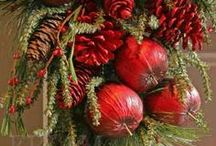 Christmas - Rustic Elegance / We do live in the mountains but that doesn't mean we can't be elegant / by Linda Dickinson Heritage House