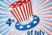 4th of July & Patriotic / by Amparo Salazar