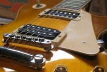 Guitars / by John Keener