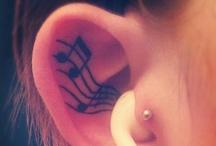 Tattoos! / by Rhiannon Davies