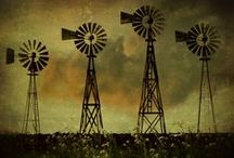 Windmills / by Angela Taylor Smith