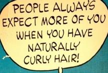 NATURAL HAIR / by Margarita Romero