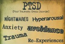 PTSD / by Inspirational Mental Health