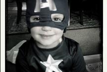 Super Heroes / by My Vegan Baker