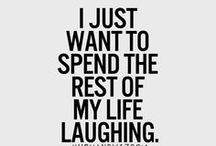 Ha ha...True 'Dat  / I have the oddest sense of humor ever. I laugh way to much and I smile a lot (even when I don't feel like it). These r things that make me laugh...as u can see, a lot does :) I love being around my friends who can make me smile and laugh. / by Meredith Koontz