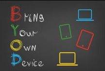 Mobile Learning / 1:1 & BYOD in Education / by Gaggle