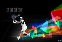 sports graphic inspiration / by Kai Strecke