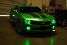 Chevy Camaro Lighting / by FlyRyde .com