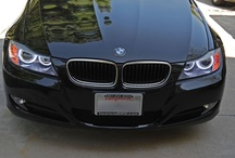BMW Lighting / by FlyRyde .com