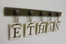 Ethan Michael ❤️ / by Ashley Hanner