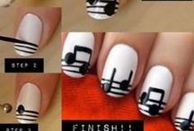 Nails / by Meghan Holdredge
