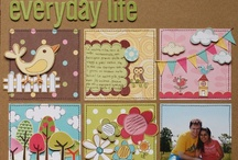 Scrapbooking Ideas / by Georgina Martin