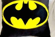 Bat Man / by Gary Allen