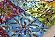Feeling Crafty / items I would like to make / by Bobbye Kay
