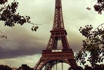 Memories of Paris / by Cheryl