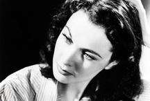Vivien Leigh / Born: Vivian Mary Hartley, November 5, 1913 in Darjeeling, West Bengal, British India. [now India] / Died: July 8, 1967 (age 53) in Belgravia, London, England, UK / by Movie Timeline on Pinterest