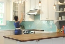 New kitchens / New kitchen by Ecohome Improvement.  / by Ecohome Improvement