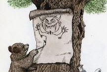 children's book illustrations / by Melanie Kozlowski