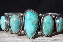 Turquoise / by Tanda Peterson Perry