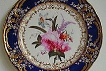 Artistry:  Coalport/Coalbrookdale / Pin freely.  No limits. / by Irene Tice