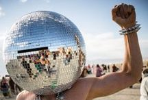 Desert Disco: Costume Ideas for Bestival 2014 / Bestival once won a spot in Guinness Book of World Records by having the most people in costume at one time. This year's theme, Desert Disco might beat that title. Here are a few ideas  to get you started! / by Fest300
