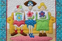 Quilting & Applique / by Laura Eggering