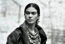 Frida Kahlo / by Carole McAfee